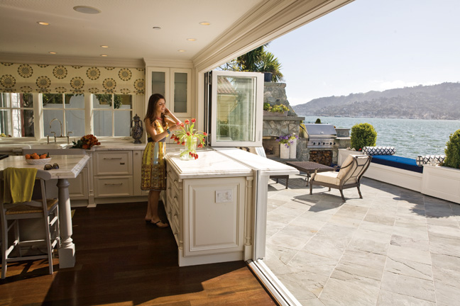 Inspiration: Move Your Kitchen Outdoors with these NanaWalls ...