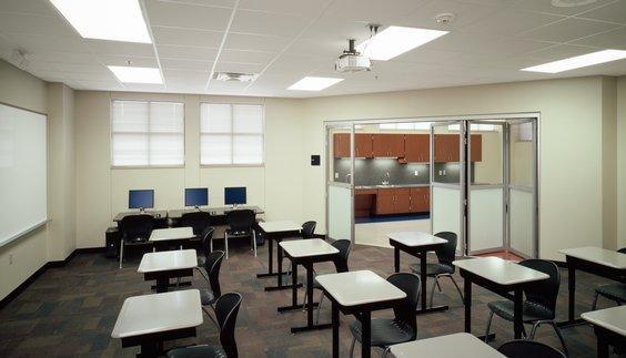 Schools education 100 ways to use flex space in schools for Flex space